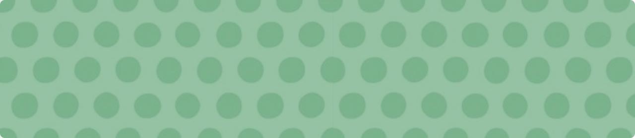 ドット画像緑